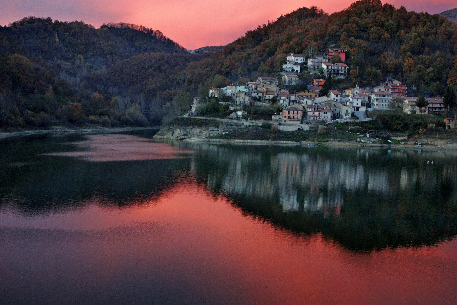 village attraction